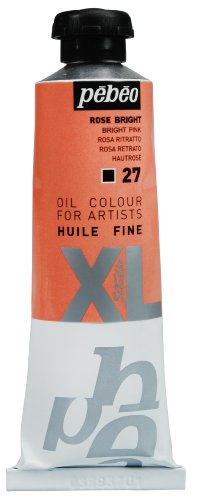 PEBEO Studio XL Fine Oil 37-Milliliter, Bright Pink ()