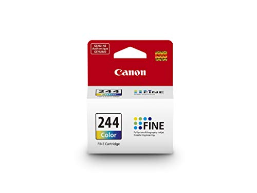 (Canon CL-244 Color Ink Cartridge, Compatible to MX492, MG3020, MG2920,MG2924, iP2820,MG2525 and MG2420)