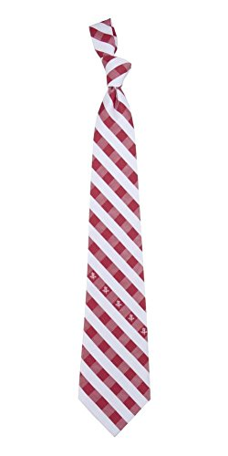 Los Angeles Clippers Check Poly Necktie by Eagles Wings