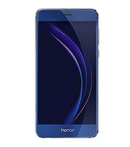 "Honor 8 - Smartphone libre Android (pantalla 5.2"", 4 GB RAM, 32 GB, Dual SIM, cámara 12 MP), color azul"