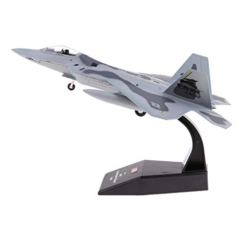 - Homyl 1/100 Scale Alloy Warplane Model Fighter Model for Home Ornaments Hobby