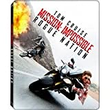 STEELBOOK AUCHAN MISSION IMPOSSIBLE ROGUE NATION