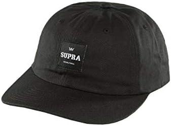 Supra Mujeres Gorras / Gorra Snapback Label Slider: Supra: Amazon ...