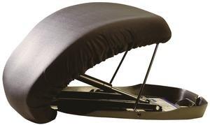 RMUL300 - Uplift Premium Uplift Seat Assist Plus Manual Lifting Cushion 17, Black