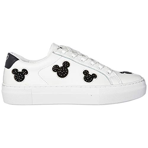 Arts In Mouse Nuove Scarpe Moa Mickey Donna Of Sneakers Bian Disney Master Pelle xqTqwUYE