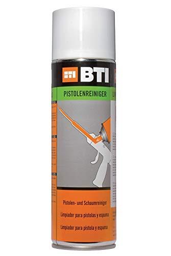 Pistola limpiador 500 ml para eliminar de espuma de poliuretano de