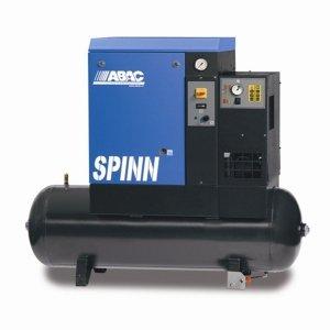 Compresor de aire giratorio à tornillo rãservoir 500 litros 10 cv triphasã 10 Bars con sãcheur