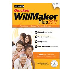 Intuit R) WillMaker Plus 2017, Traditional Disc