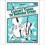 Concert Tunes for Beginning Strings Book 1 Violin CT1VN (Concert Tunes for Beginning Strings, Volume 1)