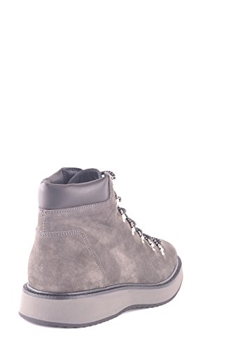 Top Men's Sneakers MCBI148377O Suede Hogan Hi Grey vawf1