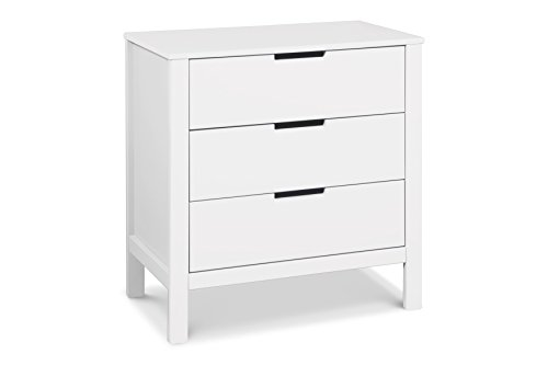 Carter's by DaVinci Colby 3-Drawer Dresser, White
