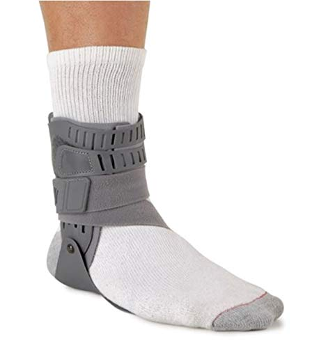 Ossur Rebound Hinged Ankle Brace (Large - Right - With Stability Strap)