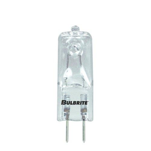 Bulbrite Q100GY6/120 120-Volt Halogen JC Type Line Voltage GY6 Bulb, 100-Watt