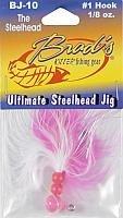 Brad's Jig Lure - The Steelhead, 1/8 oz, (Fishing Jig Steelhead)