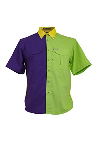 s Men's Fishing Shirt Short Sleeves (Large) ()