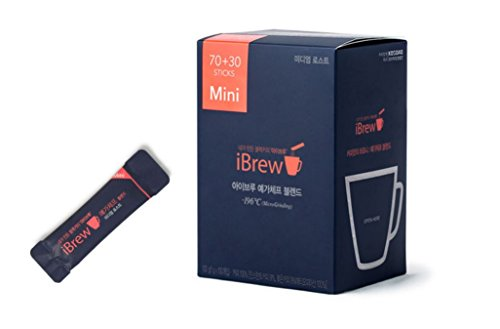 Premium Black Instant Coffee with Ultra-Fine Grinding of Roasted Coffee Bean 100 - Ll Orders Bean Uk