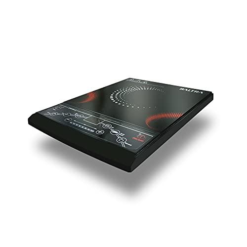 Baltra Sparkle 1600 watt Induction Cooktop (Black)