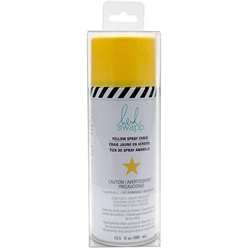 AMERICAN CRAFTS Heidi Swapp Art Spray Chalk Yellow