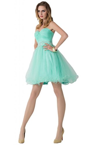 Sunvary Beautiful una spalla schiena aperta Short party Homecoming Dresses