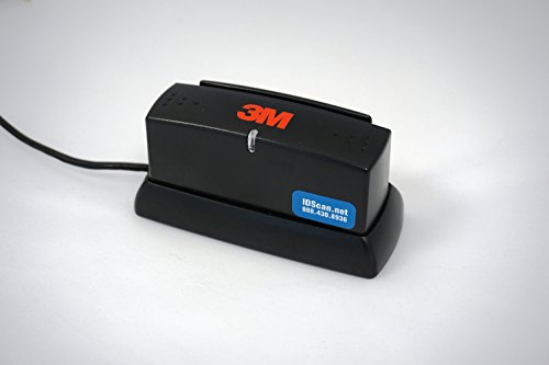 Amazon.com: 3M CR100 Document Passport Reader Scanner MRZ MRTDS USB: Office  Products