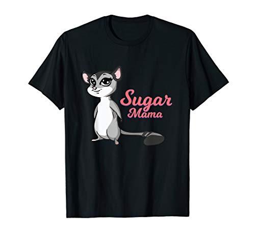 Sugar Glider Mama T-Shirt I Pet Owner -