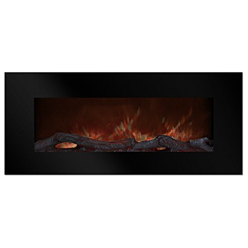 50 inch wall fireplace - 4