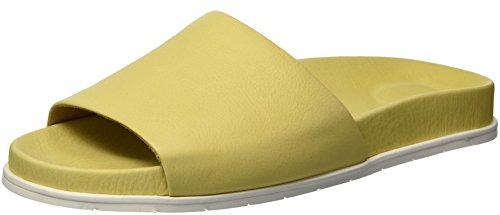 Iona Pale Women's Sandal Pool Sandal Cole by Kenneth Flat Slide Souls Yellow Gentle 6wPqUXv