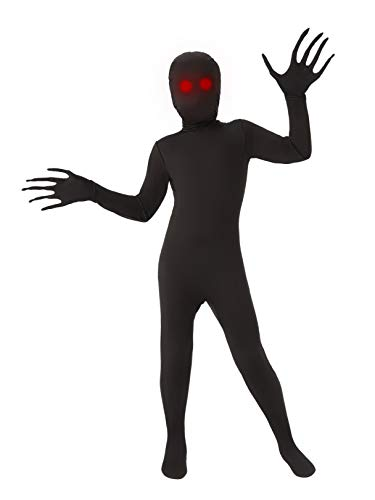 Mens Demon Halloween Costumes (Rubie's Kids Fading Eyes Shadow Demon Costume)