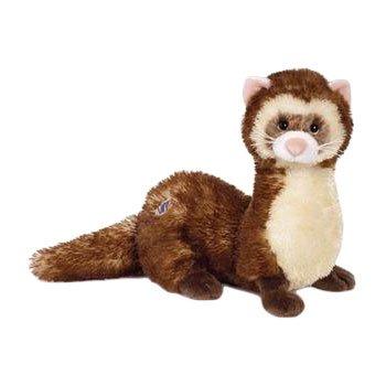Webkinz Plush Stuffed Animal Ferret (Ferret Plush)