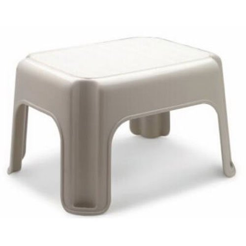 Rubbermaid Roughneck Step Stool, Bisque (FG420087BISQU)