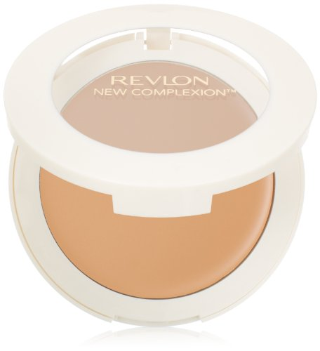 (Revlon New Complexion One-Step Compact Makeup, Natural Tan,1 Count )