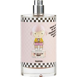 Harajuku Lovers Wicked Style Baby by Gwen Stefani Eau De Toilette Spray (Tester) 3.4 oz for Women - 100% Authentic