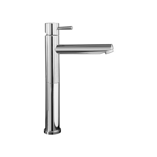 American Standard 2064.151.002 Serin Single Control Vessel Lavatory Faucet with 3/8-Inch Compression Connectors, Polished Chrome
