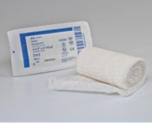 Kendall Moisturizing Moisturizer - Kerlix Bandage Rolls, 100% Cotton, 6 Ply, Medium, 3-7/16