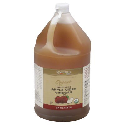 Spectrum Naturals Organic Unfiltered Vinegar