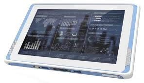 "ADVANTECH AIM-58CT-12101000 10.1"" Ind Tablet PC, Atom x7-Z8750 Quad-core, 1.6 G 4GB 64GB WLS W10 IOT 64 ITE"