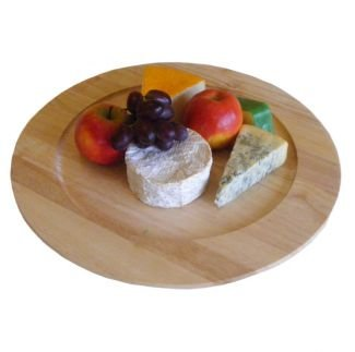 Set of 4 Large Natural Wood Charger Plate by verygoodbuys  sc 1 st  Amazon UK & Set of 4 Large Natural Wood Charger Plate by verygoodbuys: Amazon.co ...