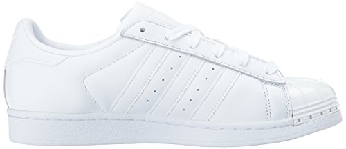 Superstar black Medium Originals 7 Us Skate Shoe Women's Metal 5 Adidas White Toe W gz7EHqWw