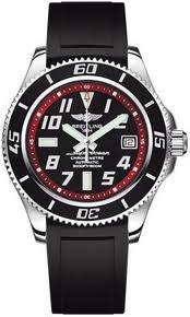 Breitling Superocean 42 Automatic Black Dial Mens Watch A1736402-BA31BKPT