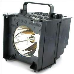 Replacement Video TV Y66 Y67 75007091 Projector Lamp Bulb Mount Module Y66 Y67 75007091 / 75008204 Compatible For Toshiba 50HM66 50HM67 50HMX96 56HM16 ,65HM167,75008204 75007091 Y66 Y67 -
