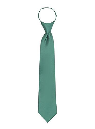 Kelly Green Boys Tie - 9