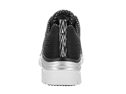 Fit Noir Femme Basses Skechers Piece Fashion Statement Baskets Black SwxZ6qO5z