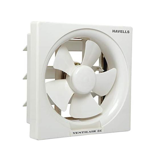 Havells FHVVEDXOWH10 Ventil Air Dx 35-Watt 250mm Fan (Off White)