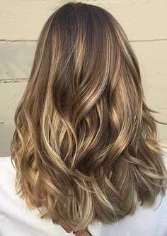 Moresoo Invisible Halo Extensions 14 Inch Wire Hair Extension Natural Balayage Color Brown #4 Fading to Caramel Blonde #27 and Brown #4 50g Per Package Hair Extensions on Headband