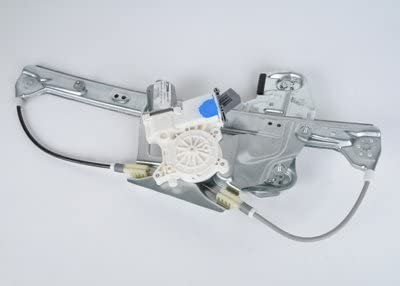 ACDelco 25980844 GM Original Equipment Rear Passenger Side Power Window Regulator and Motor Assembly