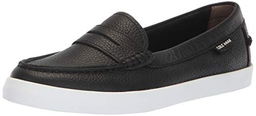 Cole Haan Women's Nantucket Loafer Black Shoe Size 9 (Loafers Haan Womens Cole Shoes)