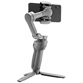 DJI OSMO Mobile 3 Combo Lightweight and Portable 3-Axis Handheld Gimbal Stabilizer Compatible with iPhone and Android Phones, Official US Version