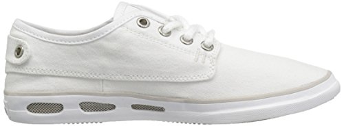 Vent Mujer Vulc De N Exterior Deporte Outdoor Para Zapatillas Columbia Lace Oyster White qZvwa4EE