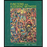 Functions and Algebraic Methods, Elizabeth Difanis Phillips, Thomas Butts, J. Michael Shaughnessy, 0536665974