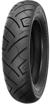 Rear Motorcycle Tire Black Wall for Harley-Davidson Sportster 1200 Nightster XL1200N 2007-2012 77H Shinko 777 H.D 150//80B-16
